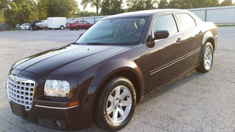 2005 Chrysler 300 for sale at CARBLOK in Lewisville TX