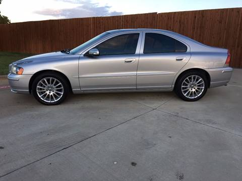 2007 Volvo S60 for sale at CARBLOK in Lewisville TX