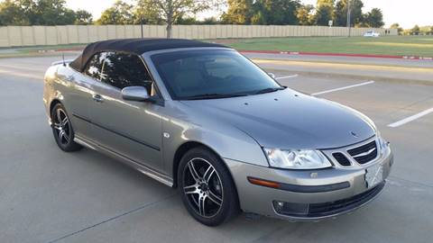 2007 Saab 9-3 for sale at CARBLOK in Lewisville TX