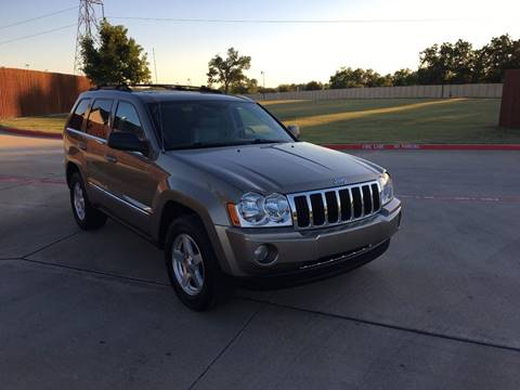 2005 Jeep Grand Cherokee for sale at CARBLOK in Lewisville TX