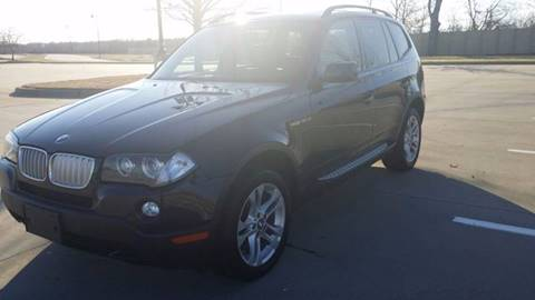 2008 BMW X3 for sale at CARBLOK in Lewisville TX