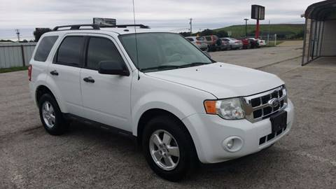 2011 Ford Escape for sale at CARBLOK in Lewisville TX