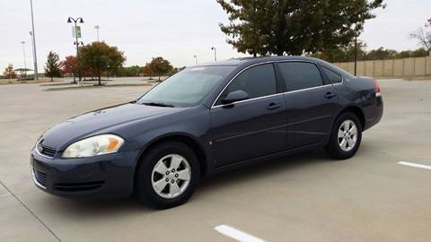 2008 Chevrolet Impala for sale at CARBLOK in Lewisville TX