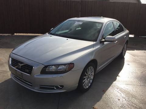 2007 Volvo S80 for sale at CARBLOK in Lewisville TX