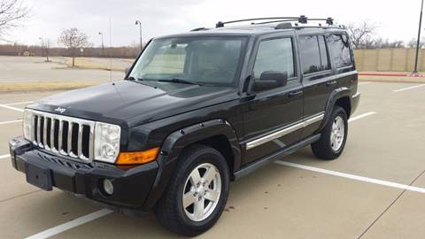 2006 Jeep Commander for sale in Lewisville, TX