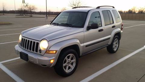 2007 Jeep Liberty for sale in Lewisville, TX