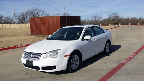 2007 Mercury Milan for sale at CARBLOK in Lewisville TX