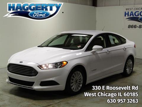 2016 Ford Fusion Hybrid for sale in West Chicago, IL