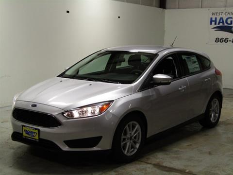 2017 Ford Focus for sale in West Chicago IL