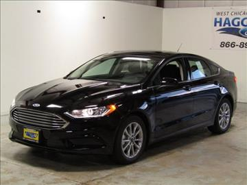 2017 Ford Fusion for sale in West Chicago, IL