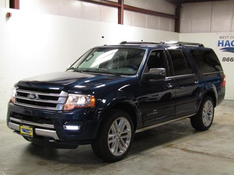 2017 Ford Expedition EL for sale in West Chicago IL