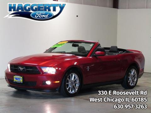 2011 Ford Mustang for sale in West Chicago IL