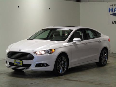 2016 Ford Fusion for sale in West Chicago, IL
