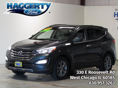 2013 Hyundai Santa Fe Sport for sale in West Chicago, IL