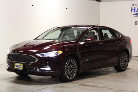 2018 Ford Fusion Energi for sale in West Chicago, IL
