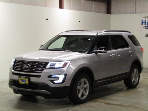 2017 Ford Explorer for sale in West Chicago IL