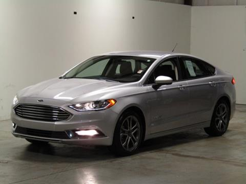 2017 Ford Fusion Hybrid for sale in West Chicago, IL