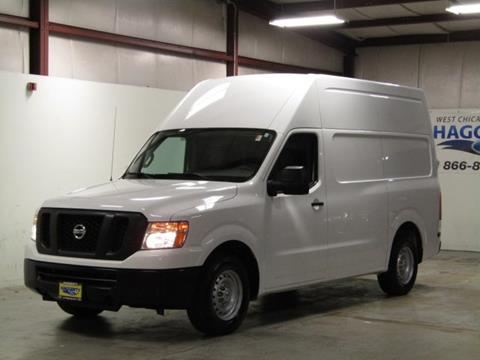 2014 Nissan NV Cargo for sale in West Chicago, IL