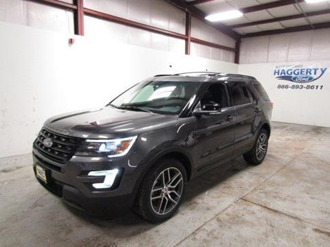 2017 Ford Explorer for sale in West Chicago, IL