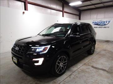 2016 Ford Explorer for sale in West Chicago, IL