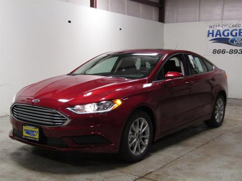2017 Ford Fusion for sale in West Chicago IL