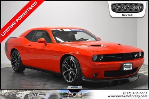 2015 Dodge Challenger for sale in Farmingdale, NY