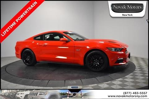 2016 Ford Mustang for sale in Farmingdale, NY