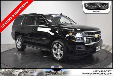 2016 Chevrolet Tahoe for sale in Farmingdale, NY