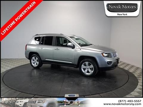 2016 Jeep Compass for sale in Farmingdale, NY