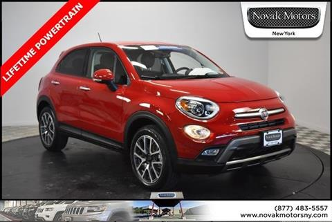 2016 FIAT 500X for sale in Farmingdale, NY