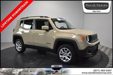 2016 Jeep Renegade for sale in Farmingdale, NY