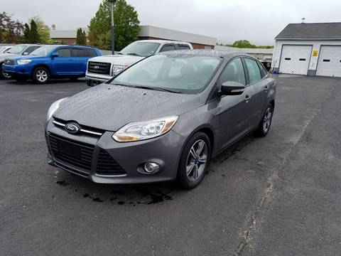 2014 Ford Focus for sale in Portland, ME