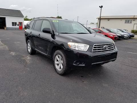 2008 Toyota Highlander for sale in Portland, ME