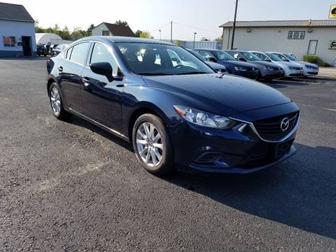 2015 Mazda MAZDA6 for sale in Portland, ME