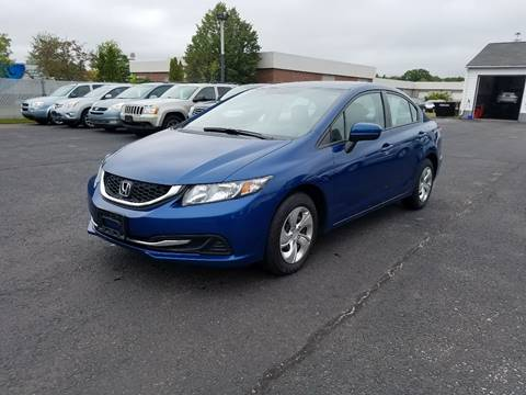 2014 Honda Civic for sale in Portland, ME