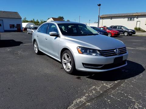 2014 Volkswagen Passat for sale in Portland, ME