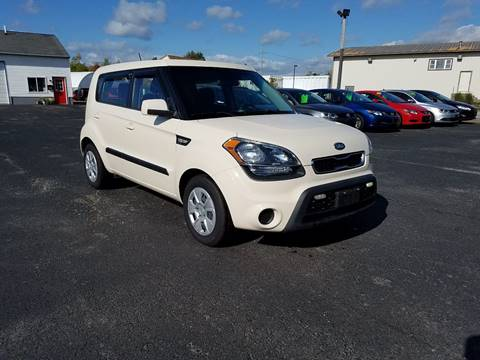 2012 Kia Soul for sale in Portland, ME