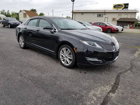 2013 Lincoln Mkz For Sale >> 2013 Lincoln Mkz Hybrid For Sale In Portland Me