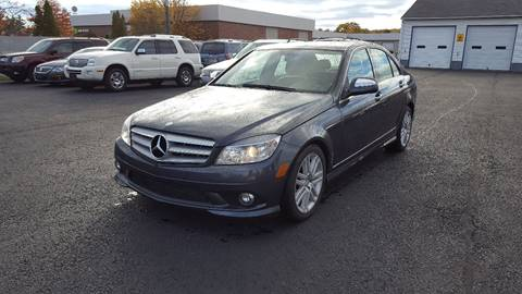 2009 Mercedes-Benz C-Class for sale in Portland, ME