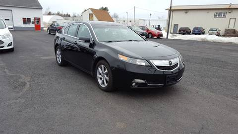 2013 Acura TL for sale in Portland, ME
