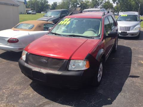 2006 Ford Freestyle for sale in Topeka, KS