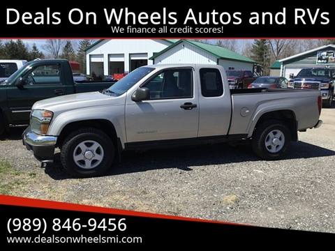 2004 GMC Canyon for sale in Standish, MI