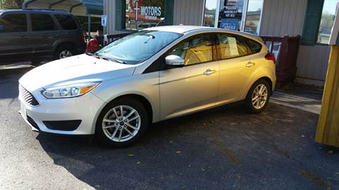 2015 Ford Focus for sale in Billings, MO