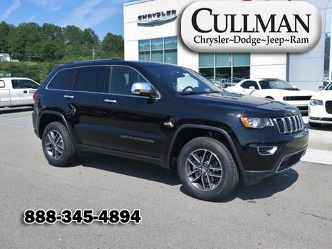 2018 Jeep Grand Cherokee for sale in Cullman, AL
