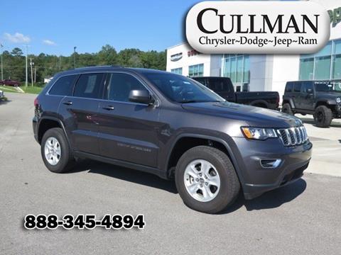 2017 Jeep Grand Cherokee for sale in Cullman, AL