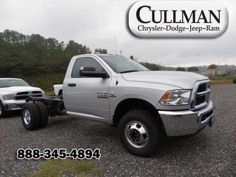 2018 RAM Ram Chassis 3500 for sale in Cullman, AL