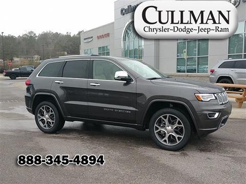 2019 Jeep Grand Cherokee for sale in Cullman, AL