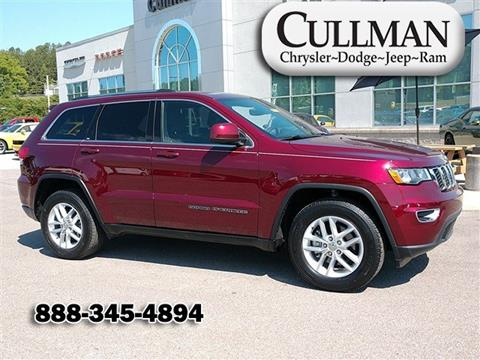 2017 Jeep Grand Cherokee for sale in Cullman, AL