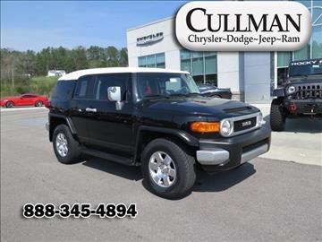 2007 Toyota FJ Cruiser for sale in Cullman, AL