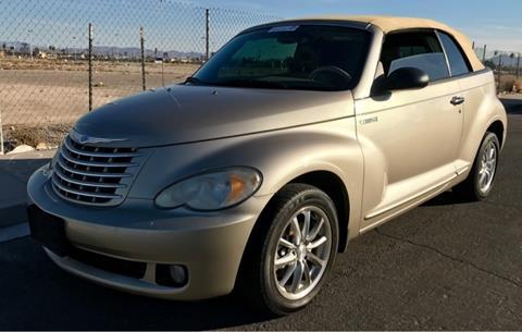 2006 Chrysler PT Cruiser for sale in Las Vegas, NV